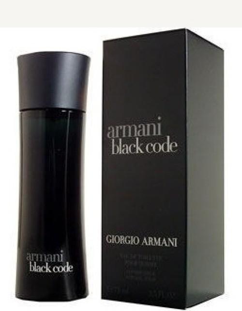 Giorgio Armani Black Code туалетная вода 125 ml. (Джорджио Армани Блэк Код)