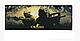 Игровой коврик для мышки и клавиатуры Cs Go (игровая поверхность) 70 х 30 см, фото 2