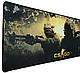 Игровой коврик для мышки и клавиатуры Cs Go (игровая поверхность) 70 х 30 см, фото 4
