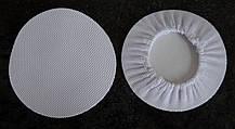 Сеточка на гульку/пучок эластичная 2 шт, белая