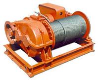 Лебедка электрическая монтажно-тяговая ТЛ-7Б-1