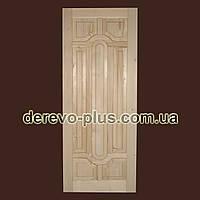 Двери из массива дерева 80см f_1480