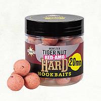 Бойл насадок Dynamite Baits Hard Hook Baits Monster Tiger Nut Red-Amo (Тигровий горіх Red-Amo) 20мм