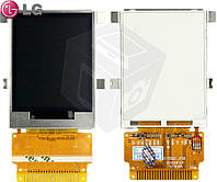 Дисплей (экран) для LG KG195, KP199, KP220, оригинал