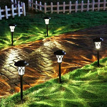 Уличные садовые(грунтовые) светильники