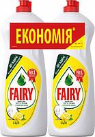 Средство для мытья посуды FAIRY Сочный Лимон 2 л