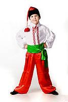 Украинский костюм новогодний для мальчика