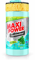 Засіб для миття посуду Maxi Power Mint 1 л