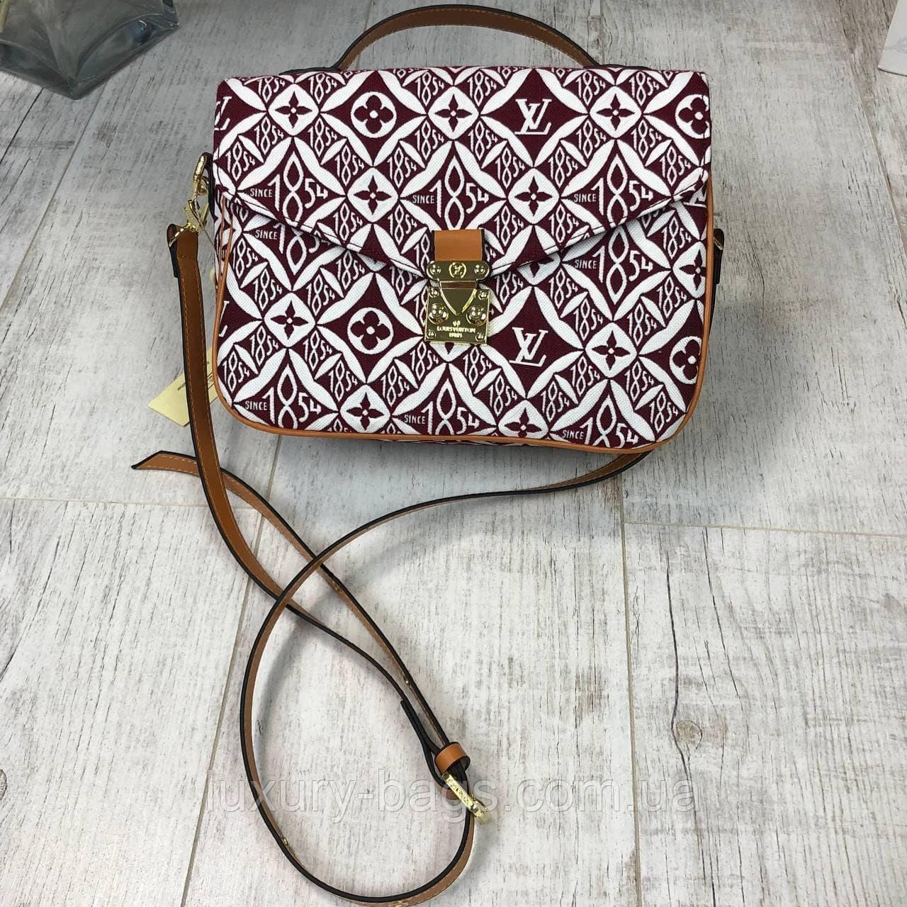 Жіноча сумка Louis Vuitton Pochette Metis Since 1854