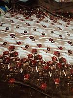 Плед-покривало Троянди, 160*220,200*220, 220*240