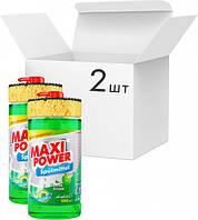 Засіб для миття посуду Maxi Power Лайм 2 л