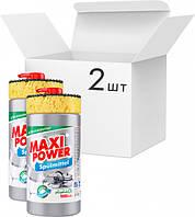 Засіб для миття посуду Maxi Power Platinum 2 л