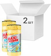 Средство для мытья посуды Maxi Power Банан 2 л