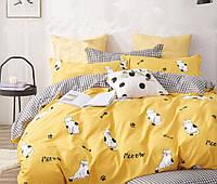 Семейное постельное белье Gold кошечки