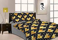 Семейное постельное белье Gold диско