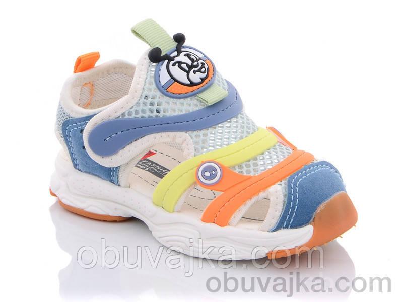 Літнє взуття оптом Босоніжки для дівчинки від виробника EeBb(рр 22-26)