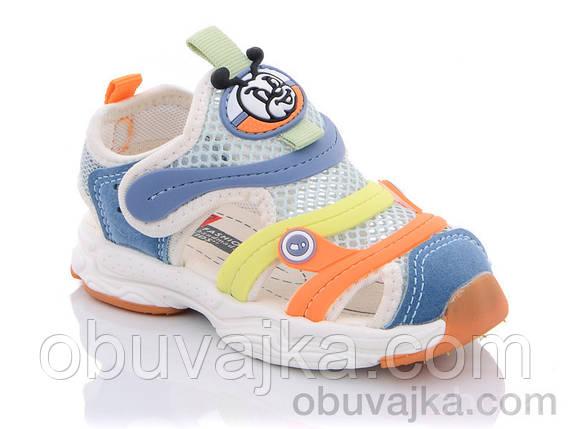 Літнє взуття оптом Босоніжки для дівчинки від виробника EeBb(рр 22-26), фото 2