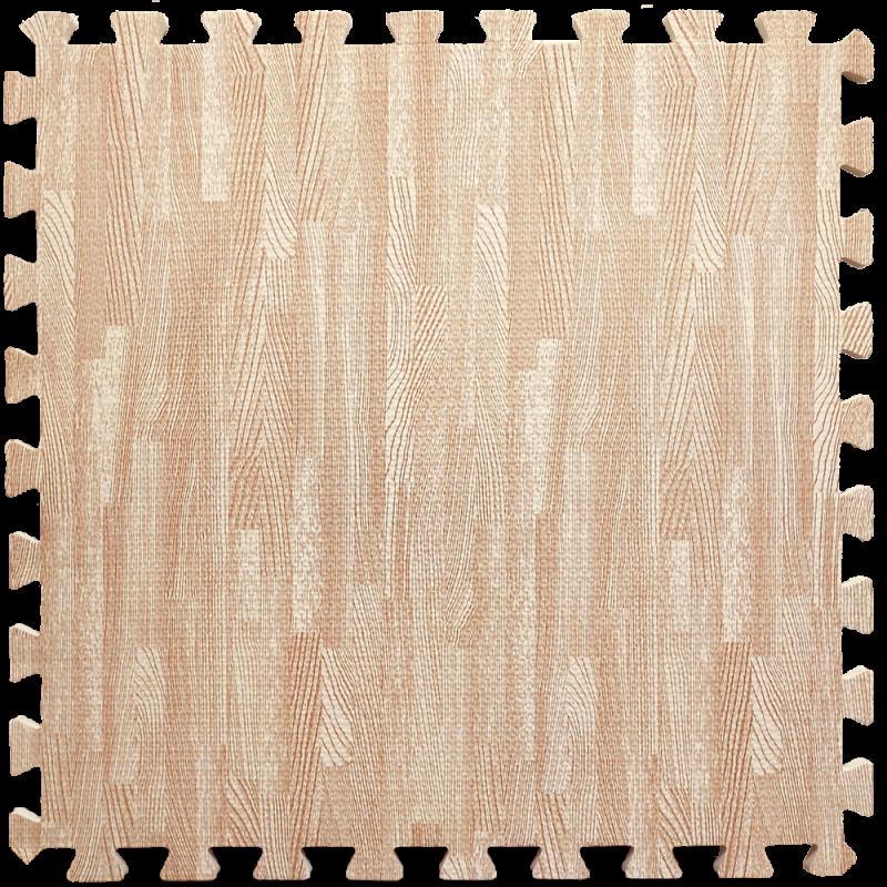 Модульное напольное покрытие 600*600*10 мм розовое дерево