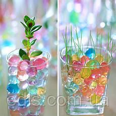 """Гідрогель для квітів та декору """"GEL CRYSTAL"""" OVI 10 г, фото 3"""