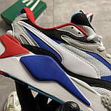 Мужские кроссовки Puma RS-X3 Puzzle, фото 5