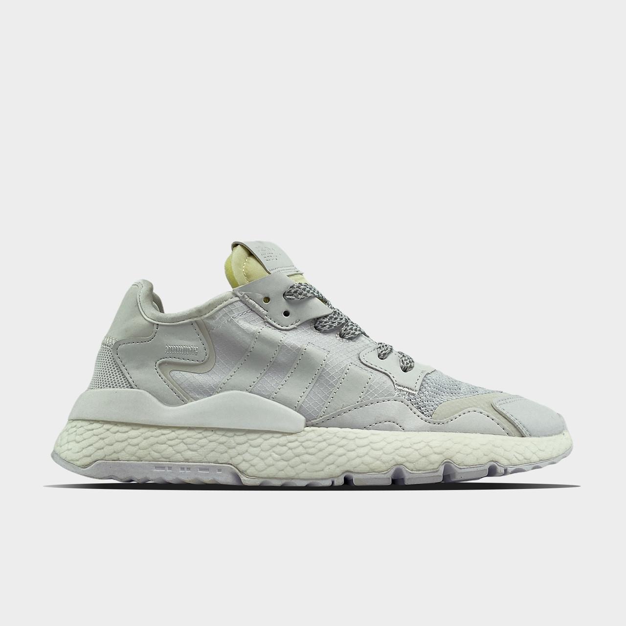 Чоловічі/жіночі кросівки Adidas Nite Jogger Triple White
