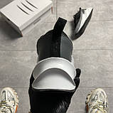 Чоловічі кросівки Adidas Sharks Black Gray, фото 2