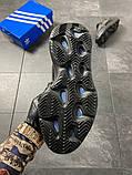 Чоловічі кросівки Adidas Yeezy Boost 700 V3 Black Brown, фото 2