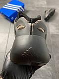 Чоловічі кросівки Adidas Yeezy Boost 700 V3 Black Brown, фото 3