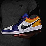 Мужские кроссовки Nike Air Jordan Low, фото 2