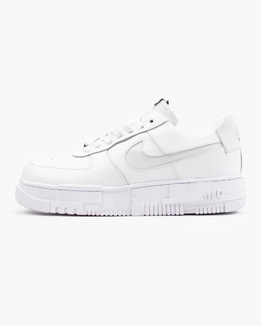 Жіночі кросівки Nike Air Force Pixel White