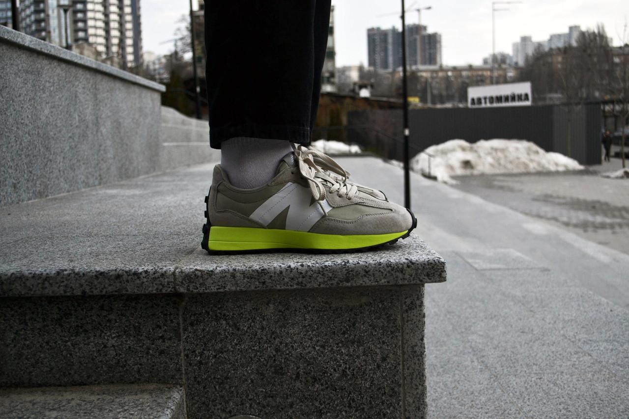 Кросівки New Balance 327 / Нью Беланс 327