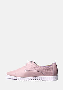 VM-Villomi Ніжні рожеві кеди з натуральної шкіри