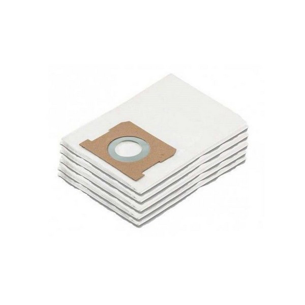Фільтр-мішки Karcher паперові (5 шт.) К WD 1