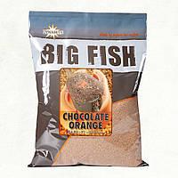 Прикормка Dynamite Baits Chocolate Orange Groundbait (Шоколад) 1.8 кг