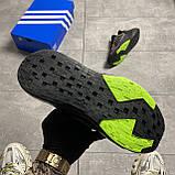 Кроссовки Adidas X9000L4 Black Violet, фото 3