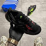 Кроссовки Adidas X9000L4 Black Violet, фото 8