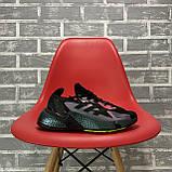 Кроссовки Adidas X9000L4 Black Violet, фото 2