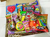 Новый СвитБокс - Подарочный Набор из 14 сладостей, Свит Бокс с прикольными вкусняшками