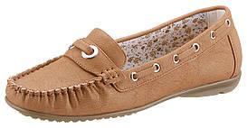 Жіночі туфлі CITY WALK 37 бежевий (1186550053937)