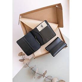 Мужской подарочный набор кожаных аксессуаров Сан-Франциско