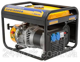 Генератор бензиновый Sadko GPS-3500B (2,35 кВт)