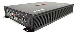 Автомобільний підсилювач звуку 8000 Вт Boschmann BM-600.4