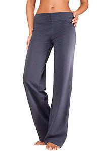 Жіночі домашні штани VIVANCE 48/50 синій (12146700018202)