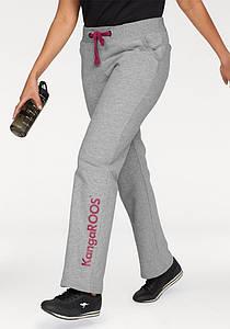 Спортивные женские штаны KangaROOS 52 серый (1247060077644)