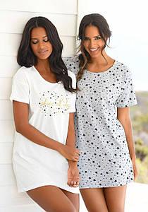 Женская пижама VIVANCE 48/50 серый (12519800776404)