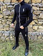 Спортивный костюм Polo by Ralph Lauren черный