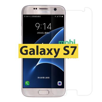Защитное стекло Samsung Galaxy S7 (0.3 мм, 2.5D), самсунг с7, фото 2