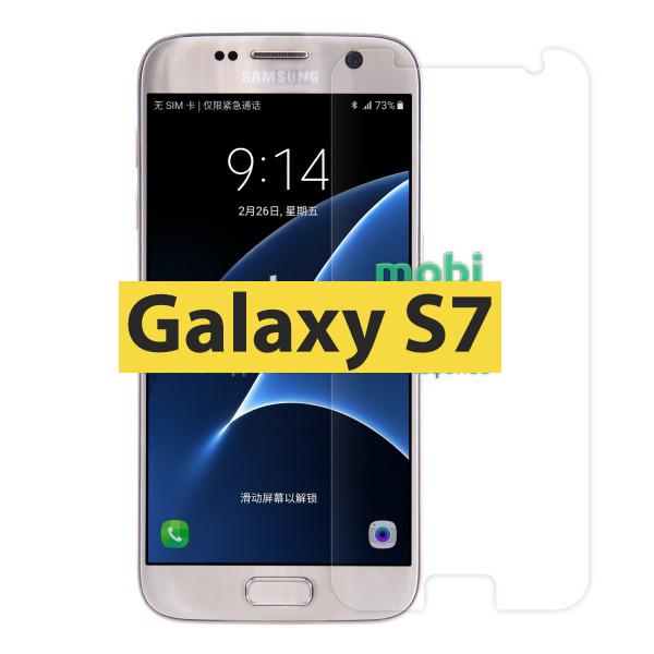 Защитное стекло Samsung Galaxy S7 (0.3 мм, 2.5D), самсунг с7