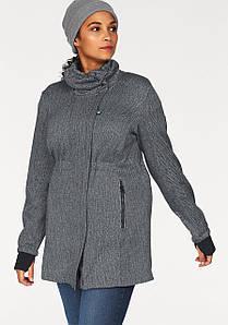 Жіноча куртка Polarino 56 чорний (1282520028948)