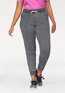 Спортивные женские штаны KangaROOS 56 серый (1282740010648)